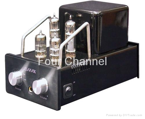 100% hand-made vacuum amplifer 1