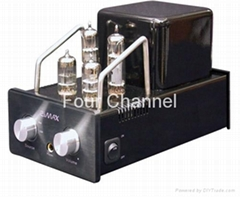 100% hand-made vacuum amplifer