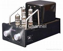 100% hand-made vacuum amplifer