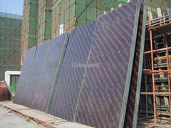 建築覆膜板