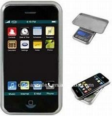 Best Quality Electronic Gift Scale look likes ipod NPA – IPOD637