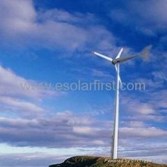 Horizontal Axis Wind Turbine Power And Tow Years Warranty ce-certified
