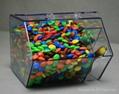 Acrylic Candy Bin