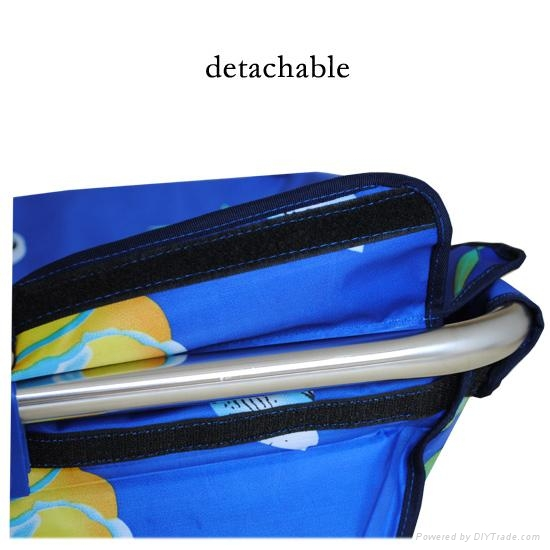 Portable folding baby bath tub with stand  5