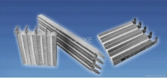 PTC heating element for fans