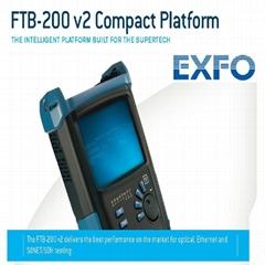 英文EXFO OTDR FTB-200