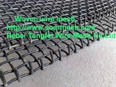 Vibrating wire mesh