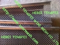 Woven Wire Screens on vibrating screen 1