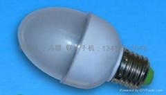 10W LED大功率LED球泡