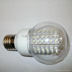 6W LED大功率LED球泡