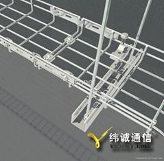 2mm多孔U型钢走线架
