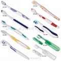 Hotel toothbrush