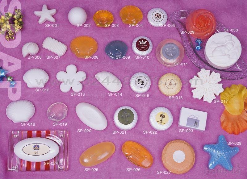 Hotel soap 1