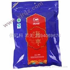 新疆若羌红枣 500g袋装 楼兰丝路优尼科 大量供应