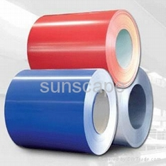 pre-painted galvanized steel coil low price