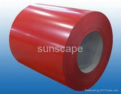 low price pre-painted galvanized steel coil