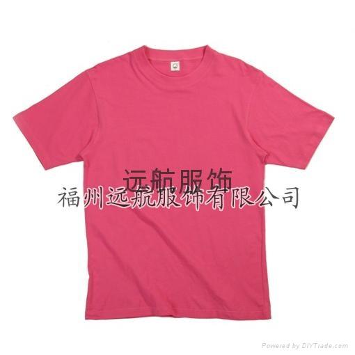 供應180克21支全棉精梳平紋文化衫 1