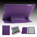 New iPad3 Case Intelligence Super Slim Smart Cover