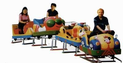 波浪小火车 1