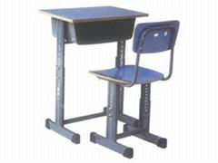 學生昇降式單人課桌椅HX_k011-k015