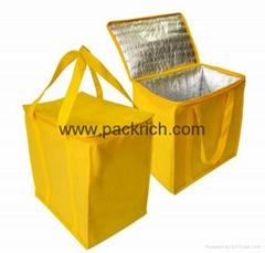 Non Woven Polypropylene Thermal Insulated Cooler Bag