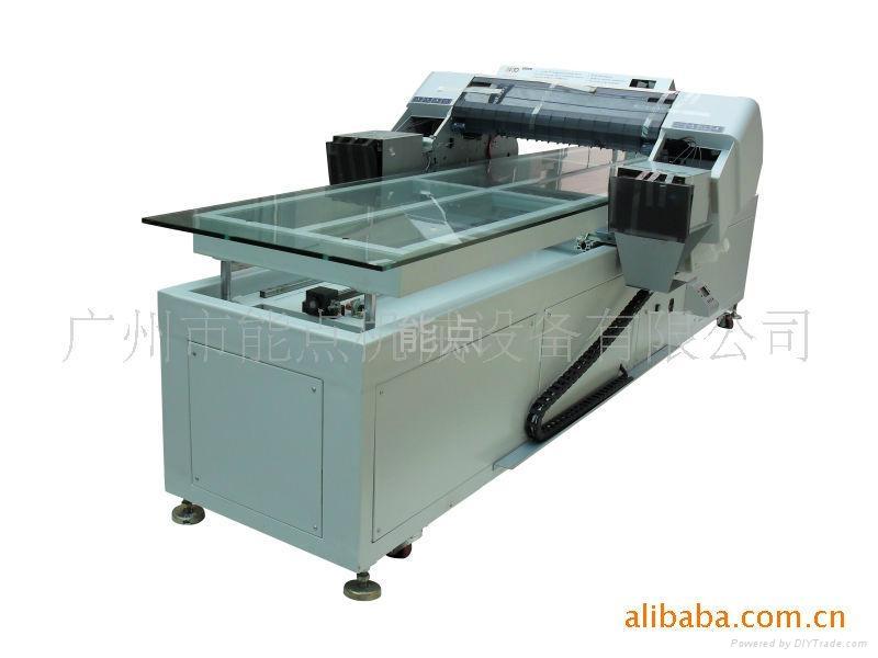玻璃工艺品八色打印机 1
