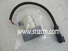 液压泵电磁阀