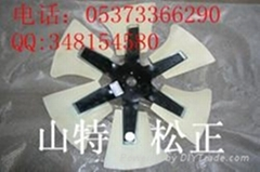小松PC300-7風扇葉子