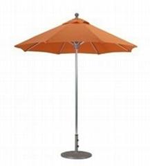 7' Commercial Aluminum Patio Umbrella