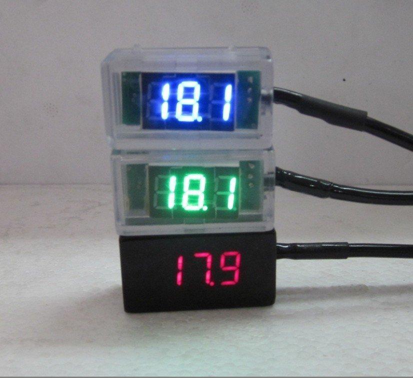 Motorcycle Digital Meter : Motorcycle voltmeter xl dc jv natural china