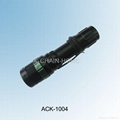 CREE Q3 flashlight with ZOOM funcation