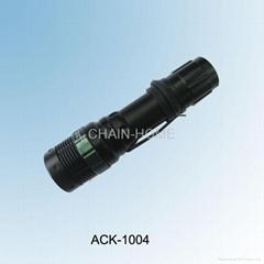 CREE Q3 flashlight with ZOOM funcation