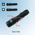 CREE Q3 flashlight with ZOOM funcation 2