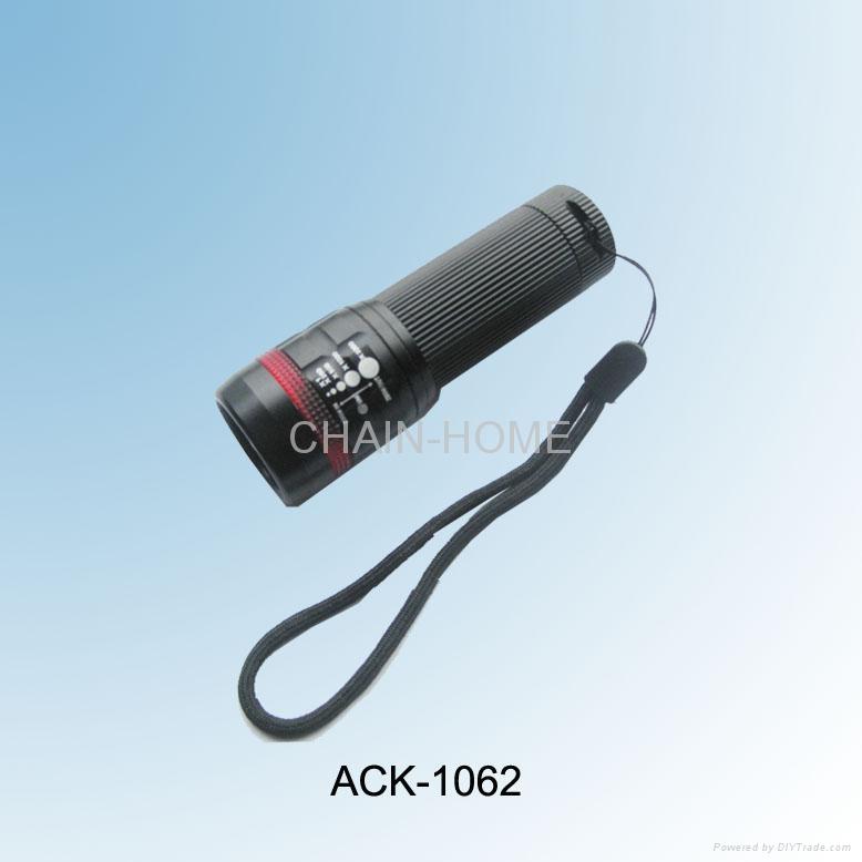MINI high power flashlight  1