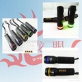 MINI high power flashlight  3