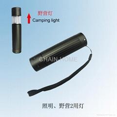 雙功能強光電筒