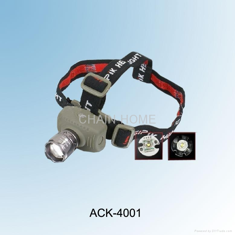 CREE HIGH POWER HEADLAMP 1