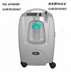 美国FDA认证凯亚5L制氧机