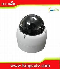 500线嵌入式迷你高速球监控摄像头