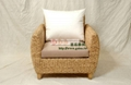 Seaweed personality style armchair