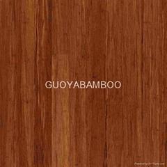 GUOYA click strand woven bamboo carbonized