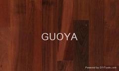 GUOYA click engineered hardwood flooring-ipe