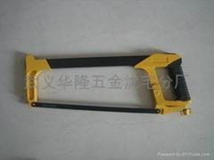 """12""""鋁合金重型方管包塑鋸架"""