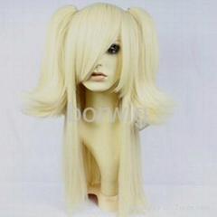 Alois Trancy Cosplay Wig Synthetic Hair Wig Customize Light Blonde