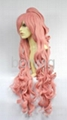 Beauty RUKA Pink Cosplay Wig Synthetic Hair Wig Customized Wigs 2
