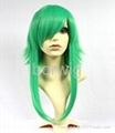 Vocaloid GUMI Green Cosplay Wig