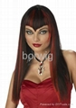 Eagle Mouth Costume Party Theatre Feast Wig Customized Synthetic Hair Wigs