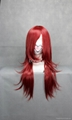 Red Cosplay Wig Synthetic Hair Wig