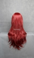 Red Cosplay Wig Synthetic Hair Wig Customized Wigs 2