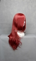 Red Cosplay Wig Synthetic Hair Wig Customized Wigs 3